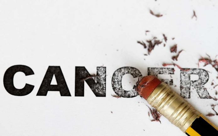 Lower Cancer Risk by 83% or more